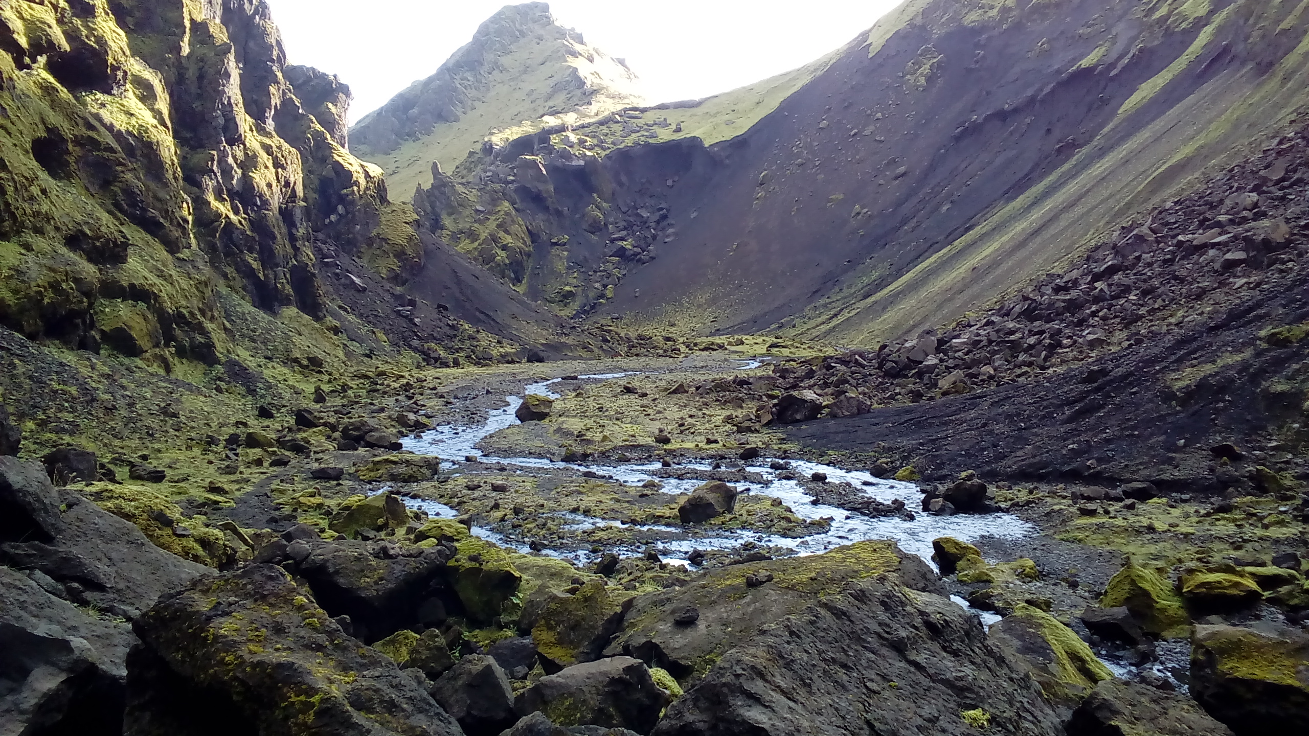 Les gorges de Remundargil - Pakgil
