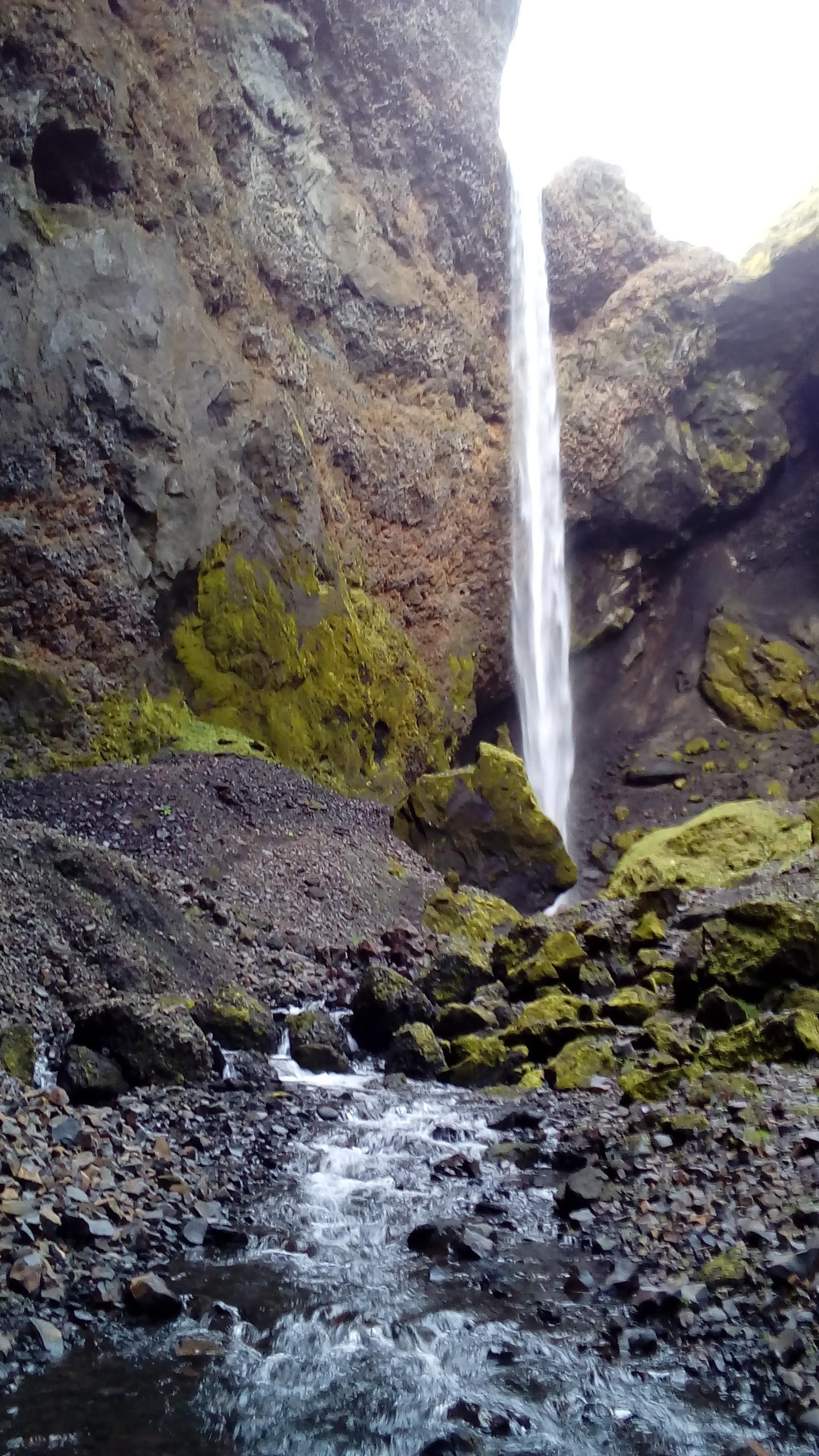 Les gorges de Remundargil - Cascade - Pakgil